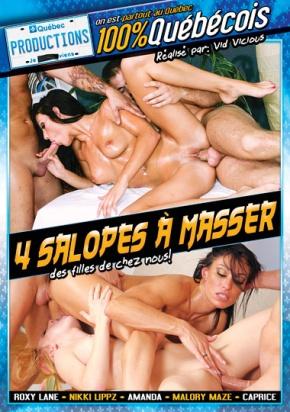 4 Salopes A Masser film