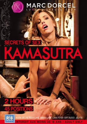 Secrets Of Sex: Kamasutra porn movie